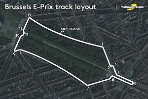 Formula E Noticias de última hora El ePrix de Bruselas tendrá que encontrar un nuevo escenario