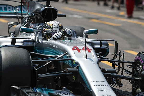 Forma-1 BRÉKING A Mercedes