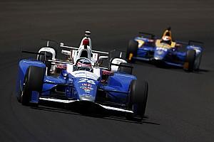 IndyCar Raceverslag Takuma Sato wint 101e Indianapolis 500, motorplof Alonso