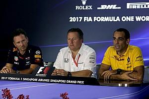F1 Análisis Análisis: El significado de la saga de los motores a largo plazo en la F1