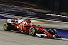 Így üvöltözött Vettel a rádióban Szingapúrban