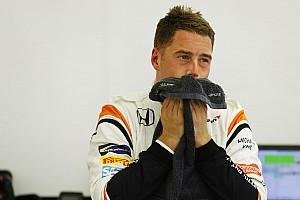Formula 1 Special feature Kolom Vandoorne: Terus berjuang meski dalam situasi yang aneh