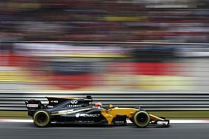 Formule 1 Actualités Nouvel aileron arrière pour Renault à Barcelone