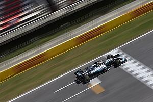 F1 Análisis Tablas comparativas de tiempos entre 2016 y 2017