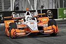 IndyCar Ньюгарден выиграл гонку IndyCar в Торонто