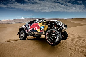 Cross-Country Rally Breaking news Loeb forced out of Silk Way Rally due to wrist injury