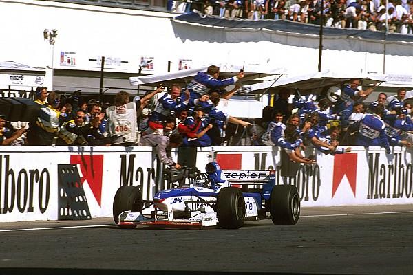 Formel 1 Vor 20 Jahren: Beinahe-Sieg von Damon Hill im Arrows bei F1 in Ungarn