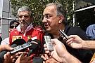F1 El presidente de Ferrari hace piña con el equipo