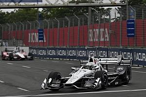 IndyCar Reporte de prácticas Pagenaud excelso en la segunda práctica en Toronto