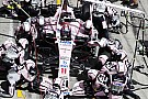Sergio Pérez llega motivado a Silverstone