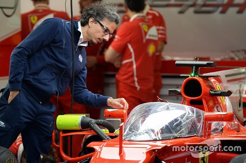 Ferrari rekrut personel FIA jelang F1 2018