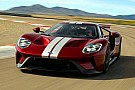 Automotive Ford GT sets a faster lap time than Porsche 918 Spyder at Virginia International Speedway