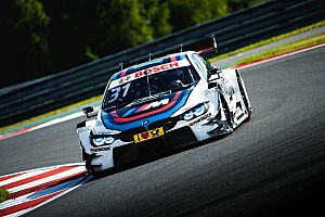 DTM Qualifiche Tom Blomqvist soffia la pole di gara 2 in Russia a Spengler