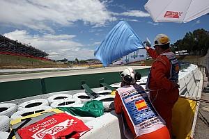 Formule 1 Actualités La suppression des drapeaux bleus discutée pour 2021