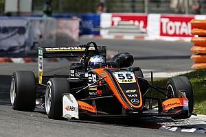 EUROF3 Ultime notizie David Beckmann lascia la Van Amersfoort Racing