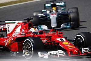 Formula 1 Analysis The numbers behind Vettel's chance of beating Hamilton