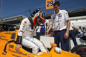 IndyCar Ultime notizie Indy 500, Alonso: