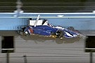 IndyCar Sato pounds the Phoenix wall, escapes unhurt