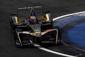 Formel E News Formel E in Mexiko: Jean-Eric Vergne sauer auf Jerome d'Ambrosio