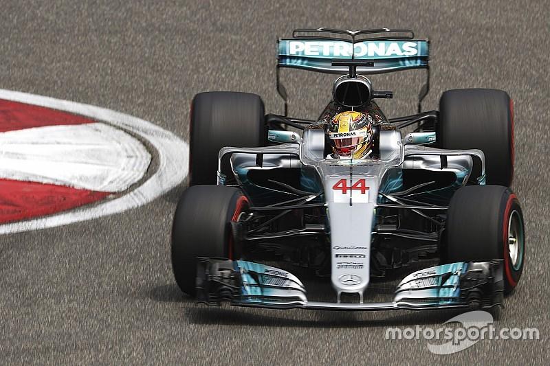 """Lewis Hamilton nach 63. F1-Pole: """"Wir wussten, dass es eng wird"""""""