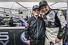 World Rallycross El hijo de Solberg se convertirá en el más joven en pilotar un coche rallycross