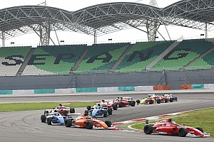 Formula 4 SEA Breaking news F4/SEA Sepang II: Love juara lagi, Presley rebut P3 di Race 5