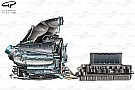 Formel 1 Mercedes-Benzinverbrauch ein
