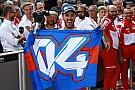 GALERI: Aksi pembalap pada MotoGP Austria