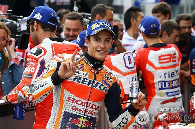 Marquez blijft Ducati-fabrieksrijders voor in kwalificatie GP Oostenrijk