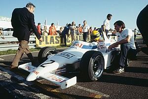 F1 Artículo especial El taxista que corrió contra Senna