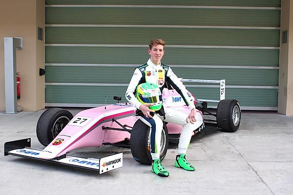 Formula 4 Noticias de última hora El hijo de Ralf Schumacher debuta en los monoplazas