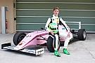 David, putra Ralf Schumacher balapan Formula 4 di Abu Dhabi