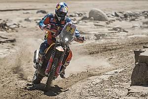 Dakar Noticias El Dakar también recorta la etapa 13 para motos y quads