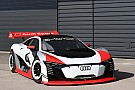 Формула E Машину Audi з комп'ютерної гри побудували в реальності