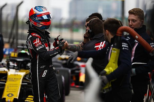 Formule 1 Actualités Grosjean: