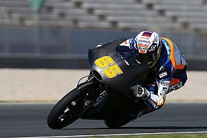 Moto3 Testbericht Moto3-Test in Jerez: Öttl im Spitzenfeld dabei