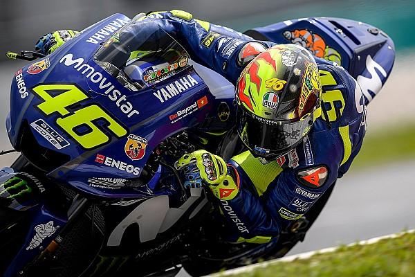 MotoGP Rossi Yamaha'nın ortalamanın altında kaldığı testin ardından endişeli