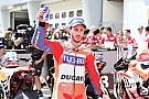 ドヴィツィオーゾ「先週のレースには腹が立つ。優勝に満足できない」