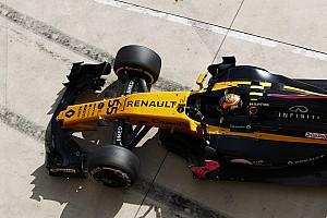 Formule 1 Actualités La Renault 2018 sera une monoplace