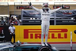 Hamilton nyerte az amerikai időmérőt Vettel és Bottas előtt