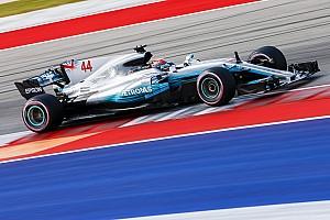 Austin, Libere 3: Hamilton detta il passo, poi spunta Vettel