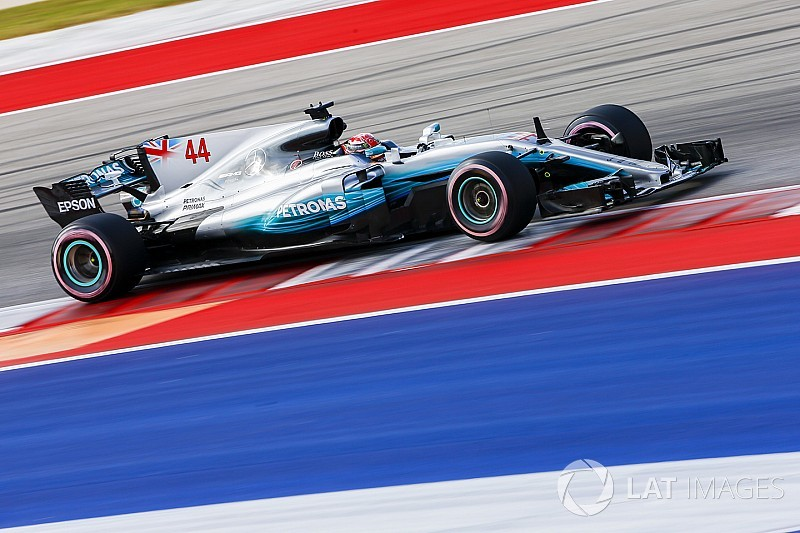 """Hamilton diz que precisou fazer """"grandes mudanças"""" em treino"""