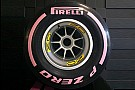 Pirelli turns F1 tyres pink for United States GP
