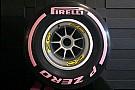 Formula 1 Pirelli: la banda delle gomme Ultrasoft diventa rosa ad Austin