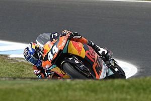 Moto2 Reporte de la carrera Oliveira consigue la primera victoria de KTM en Moto2