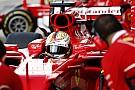 Évolutions- Ferrari concentre ses efforts sur Vettel