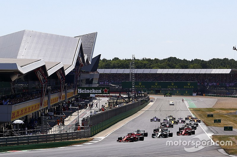 F1 isyaratkan GP Inggris bisa pindah dari Silverstone