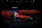 Formel 1 Formel 1 2018: Ferrari zeigt Neuwagen - ist es Vettels Mercedes-Killer?