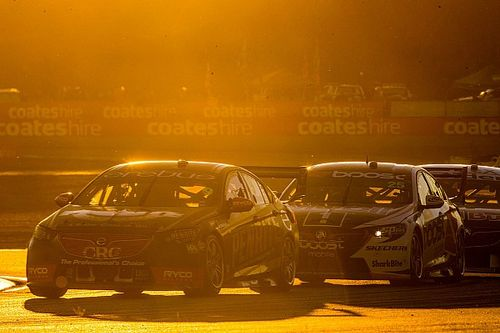 Full Supercars Ipswich weekend schedule