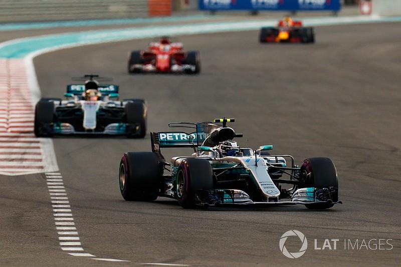 """Bottas celebra vitória sobre Hamilton: """"fui mais rápido"""""""